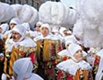 Карнавал в Binche