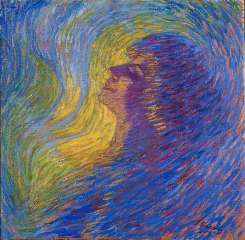Чувство цвета в искусстве